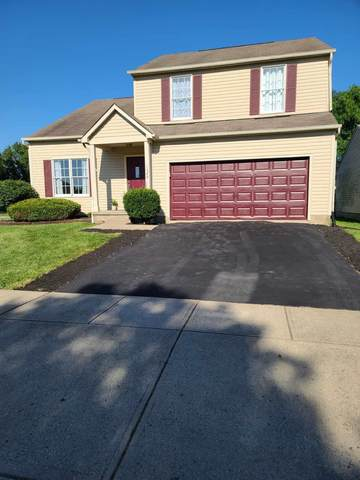 1240 Onaway Court, Columbus, OH 43228 (MLS #221021446) :: The Tobias Real Estate Group