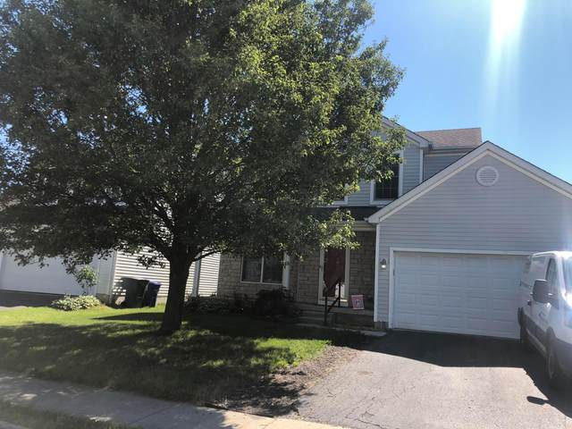 422 Ruffin Drive, Galloway, OH 43119 (MLS #221021458) :: Jamie Maze Real Estate Group