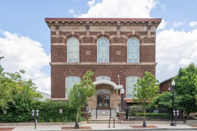 1276 N High Street #107, Columbus, OH 43201 (MLS #221021468) :: Signature Real Estate