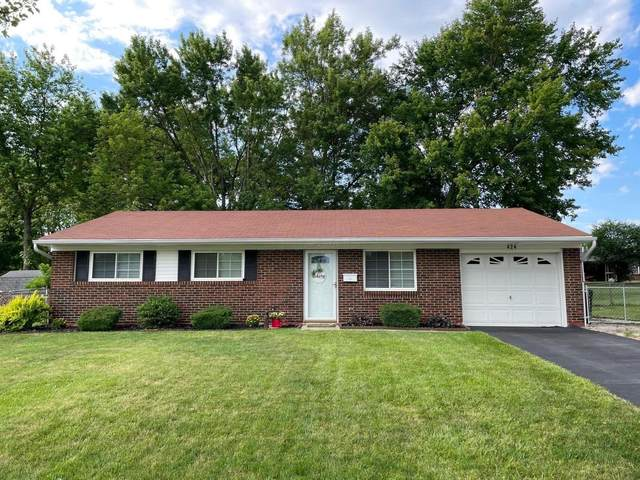 424 Montreal Place, Westerville, OH 43081 (MLS #221021477) :: Ackermann Team