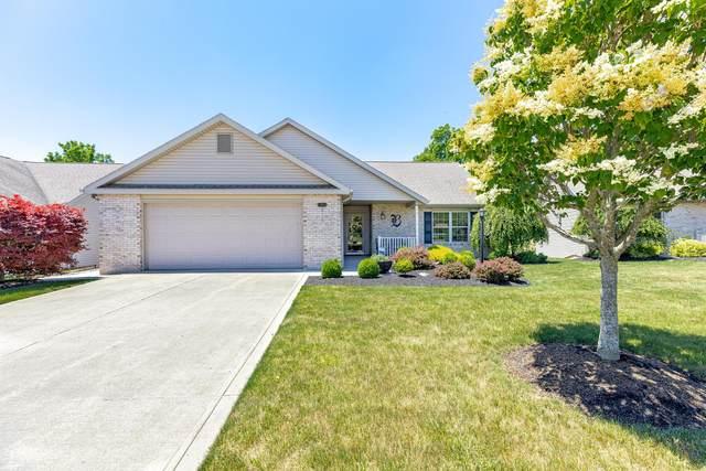 521 Stone Bridge Boulevard, Bellefontaine, OH 43311 (MLS #221021485) :: Signature Real Estate
