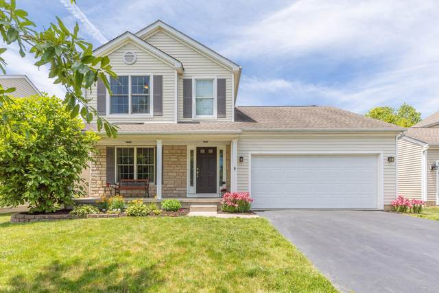 8589 Portwood Lane, Lewis Center, OH 43035 (MLS #221021486) :: ERA Real Solutions Realty