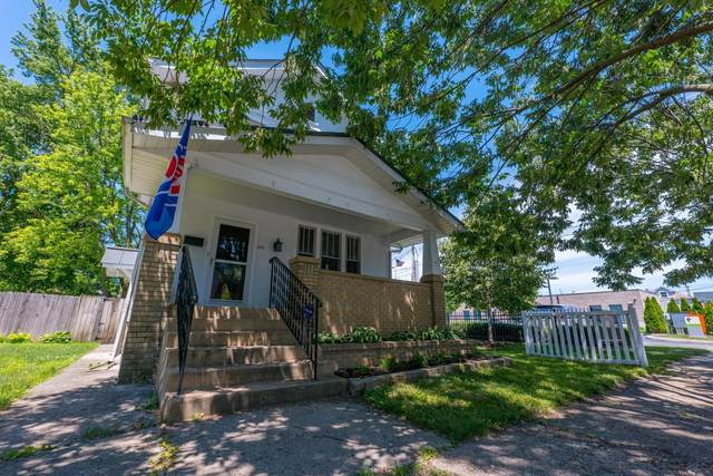 452 E Deshler Avenue, Columbus, OH 43206 (MLS #221021488) :: Bella Realty Group
