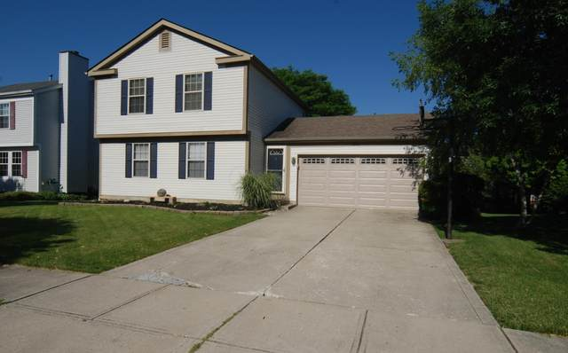 1510 Valley Drive, Marysville, OH 43040 (MLS #221021504) :: Signature Real Estate