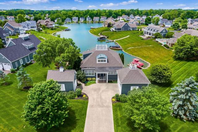 15350 Shoreline Drive, Thornville, OH 43076 (MLS #221021522) :: Berkshire Hathaway HomeServices Crager Tobin Real Estate