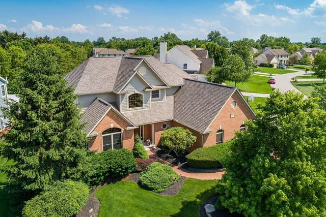 5808 Rocky Shore Drive, Lewis Center, OH 43035 (MLS #221021524) :: ERA Real Solutions Realty