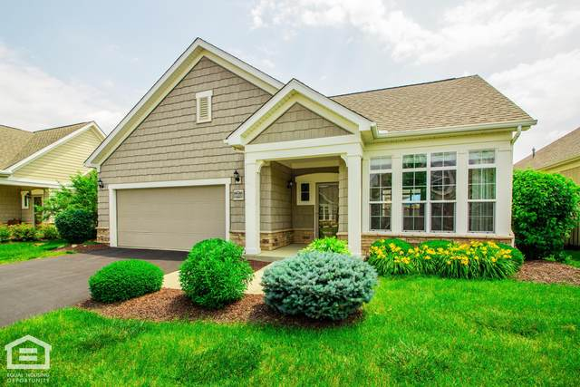 6833 Garden View Drive, Westerville, OH 43082 (MLS #221021526) :: Berkshire Hathaway HomeServices Crager Tobin Real Estate