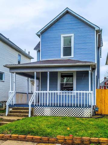 58 S Eureka Avenue, Columbus, OH 43204 (MLS #221021528) :: Berkshire Hathaway HomeServices Crager Tobin Real Estate