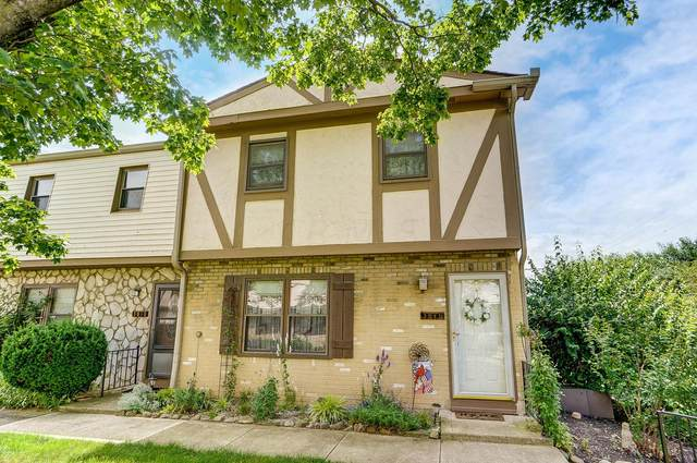 3816 King James Drive A35, Grove City, OH 43123 (MLS #221021539) :: Jamie Maze Real Estate Group