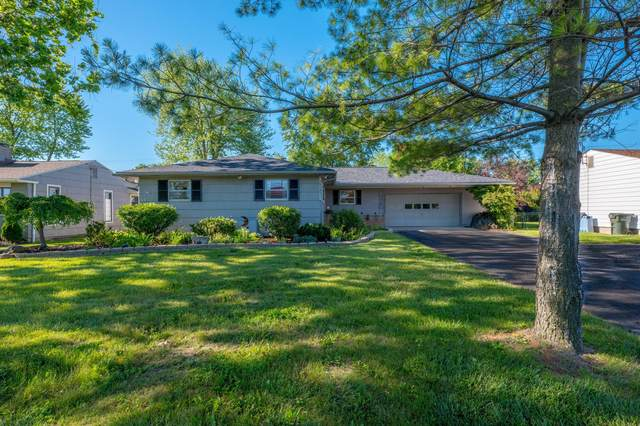 4827 Cemetery Road, Hilliard, OH 43026 (MLS #221021578) :: The Tobias Real Estate Group