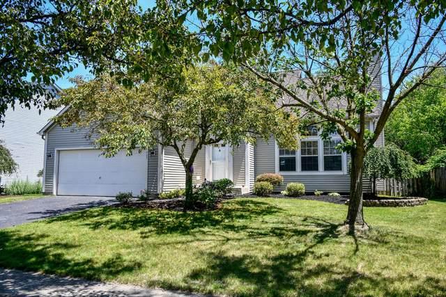 1665 Saffron Drive, Marysville, OH 43040 (MLS #221021602) :: Signature Real Estate