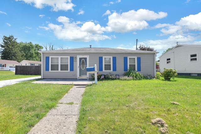 1628 W Mulberry Street, Lancaster, OH 43130 (MLS #221021635) :: ERA Real Solutions Realty