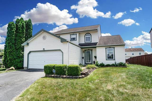 2448 Bainstone Court, Grove City, OH 43123 (MLS #221021639) :: LifePoint Real Estate