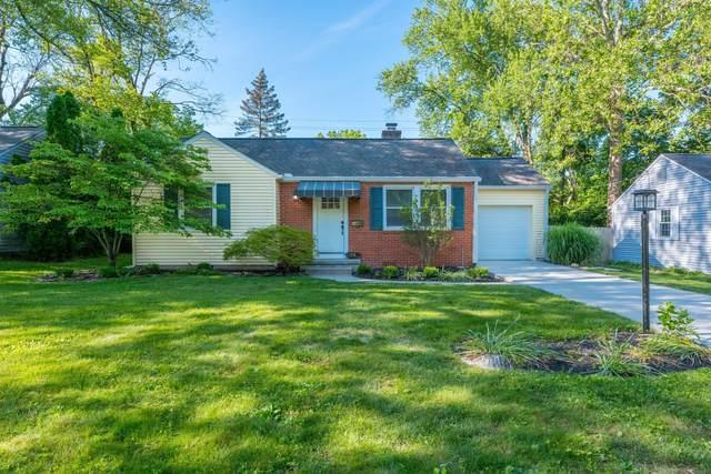 353 Kenbrook Drive, Worthington, OH 43085 (MLS #221021641) :: Signature Real Estate