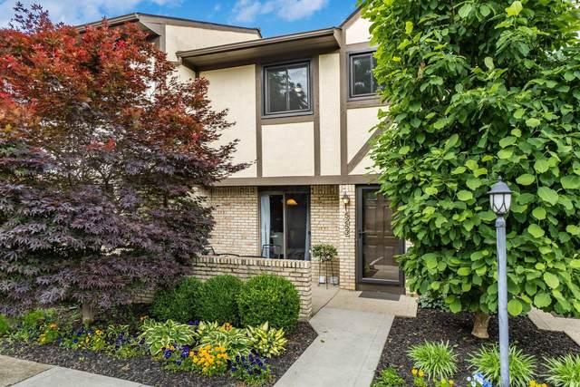 5253 Woodrun Boulevard #91, Columbus, OH 43220 (MLS #221021650) :: Berkshire Hathaway HomeServices Crager Tobin Real Estate