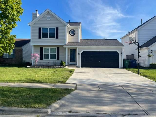 353 Springwood Lane, Marysville, OH 43040 (MLS #221021665) :: Signature Real Estate