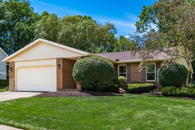 220 Benton Way, Gahanna, OH 43230 (MLS #221021671) :: 3 Degrees Realty