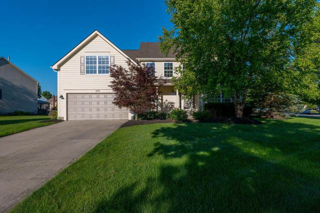 3175 Benbrook Pond Drive, Hilliard, OH 43026 (MLS #221021672) :: LifePoint Real Estate