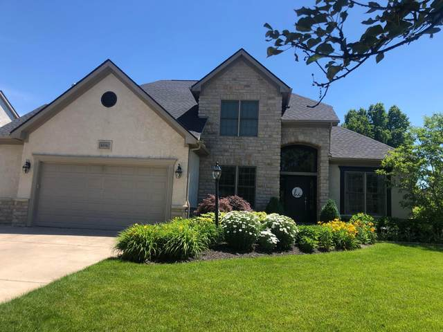 8158 Saybrook Drive, Westerville, OH 43082 (MLS #221021679) :: The Tobias Real Estate Group