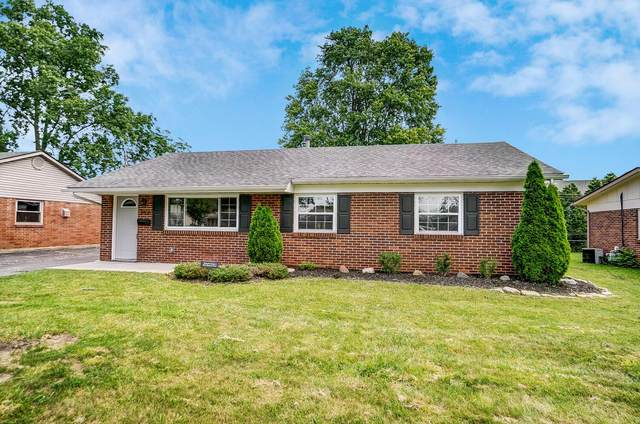 3800 Westbrook Drive, Hilliard, OH 43026 (MLS #221021684) :: The Tobias Real Estate Group