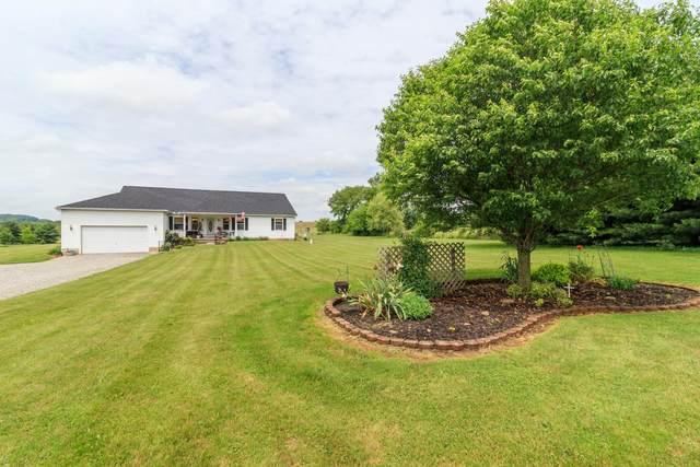 7443 Stewart Road NE, Newark, OH 43055 (MLS #221021687) :: LifePoint Real Estate