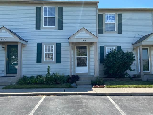 236 Hawkins Lane 95E, Blacklick, OH 43004 (MLS #221021695) :: ERA Real Solutions Realty
