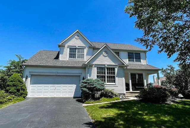 9208 Saratoga Terrace, Pickerington, OH 43147 (MLS #221021702) :: Signature Real Estate
