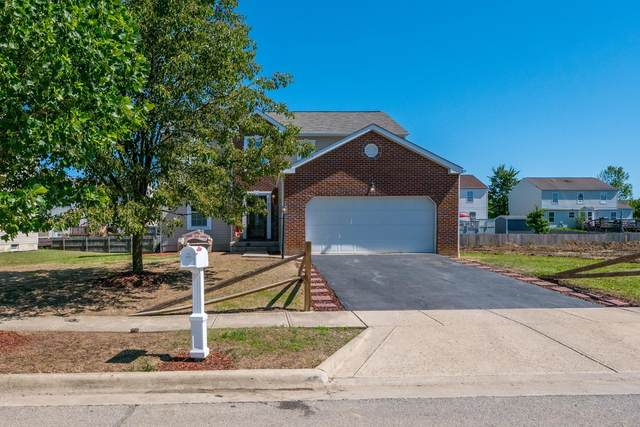 5114 Pecan Street, Groveport, OH 43125 (MLS #221021705) :: The Tobias Real Estate Group