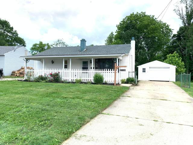 287 Greenlee Road, Mansfield, OH 44907 (MLS #221021707) :: Signature Real Estate