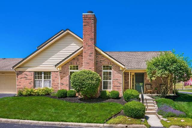 2635 Pine Marsh Drive, Grove City, OH 43123 (MLS #221021716) :: LifePoint Real Estate