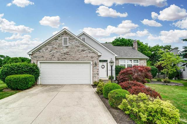 4866 Roger Allen Court, Hilliard, OH 43026 (MLS #221021725) :: The Tobias Real Estate Group