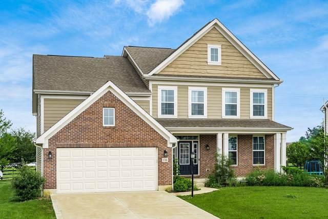 116 Thrush Circle, Pickerington, OH 43147 (MLS #221021729) :: Signature Real Estate