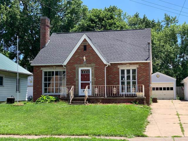 147 Gibson Avenue, Mansfield, OH 44907 (MLS #221021734) :: Signature Real Estate
