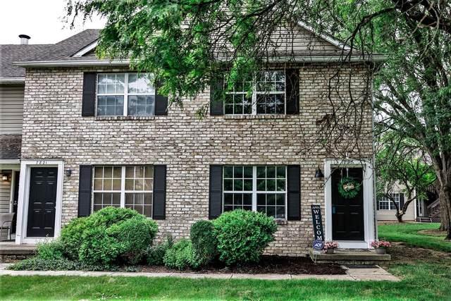 7823 Meadowhaven Boulevard #76, Columbus, OH 43235 (MLS #221021750) :: Jamie Maze Real Estate Group