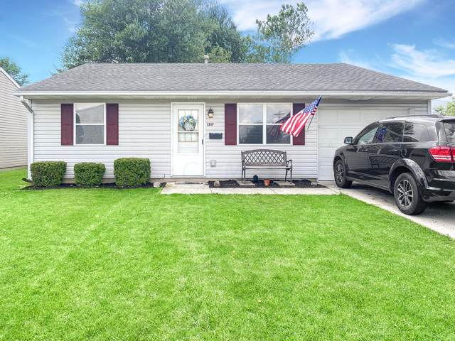 1317 Bermuda Drive, Marion, OH 43302 (MLS #221021752) :: LifePoint Real Estate