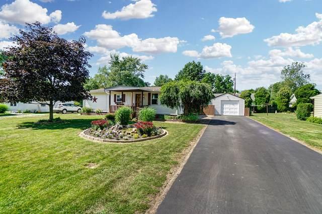 354 Lambert Street, Groveport, OH 43125 (MLS #221021778) :: The Tobias Real Estate Group