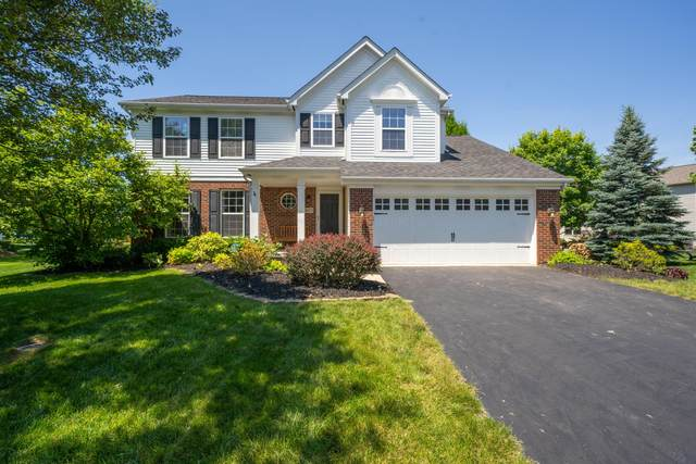 6032 Seton Court, Lewis Center, OH 43035 (MLS #221021782) :: ERA Real Solutions Realty