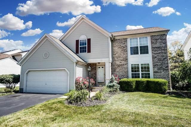 2894 Wynneleaf Street, Hilliard, OH 43026 (MLS #221021783) :: The Tobias Real Estate Group