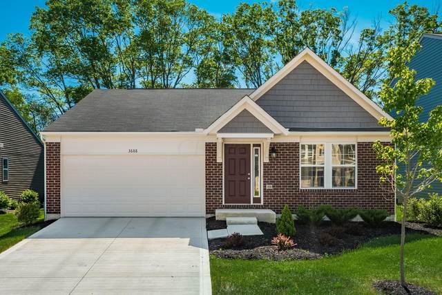3688 Winding Path Drive, Canal Winchester, OH 43110 (MLS #221021787) :: The Tobias Real Estate Group