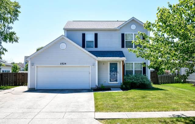 1524 Claudia Lane, Marysville, OH 43040 (MLS #221021796) :: Signature Real Estate