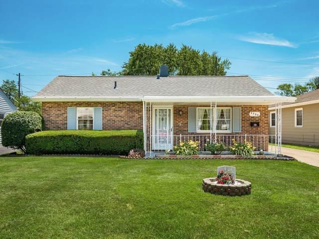 4595 San Jose Lane, Whitehall, OH 43213 (MLS #221021798) :: The Tobias Real Estate Group