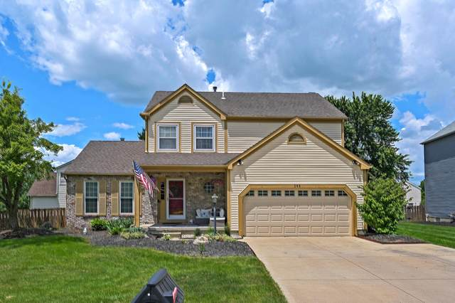 366 Green Meadows Drive W, Powell, OH 43065 (MLS #221021808) :: Greg & Desiree Goodrich | Brokered by Exp
