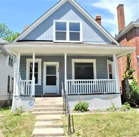 49 S Harris Avenue, Columbus, OH 43204 (MLS #221021812) :: Jamie Maze Real Estate Group