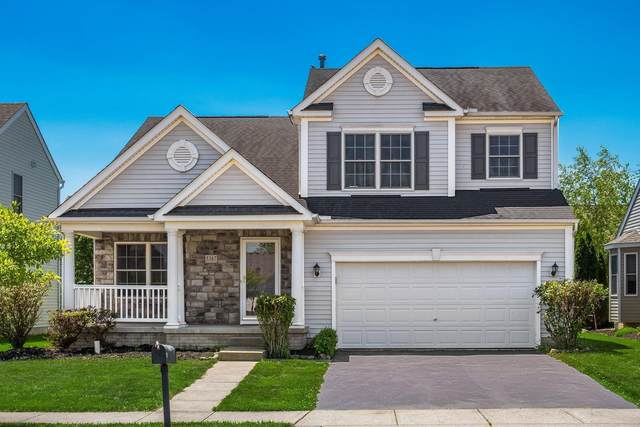 5387 Red Water Drive, Dublin, OH 43016 (MLS #221021864) :: Signature Real Estate