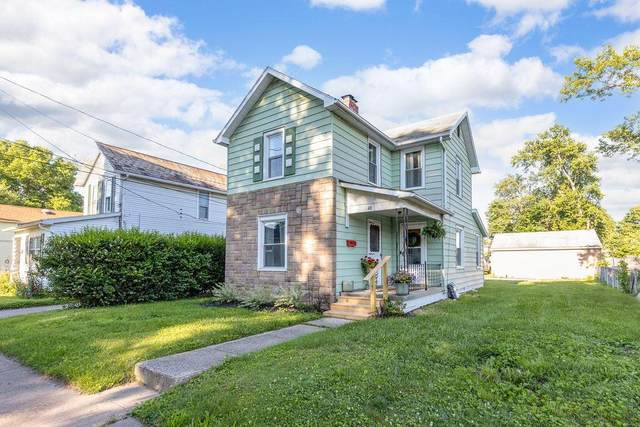 48 Decrow Avenue, Newark, OH 43055 (MLS #221021876) :: LifePoint Real Estate