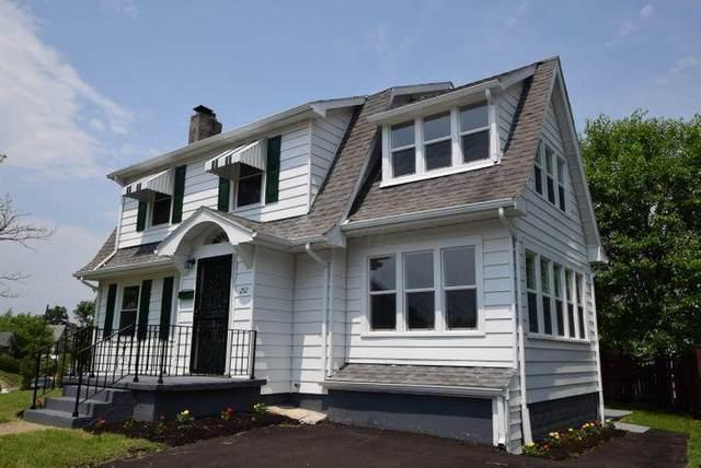252 Circle Drive, Springfield, OH 45503 (MLS #221021892) :: Signature Real Estate