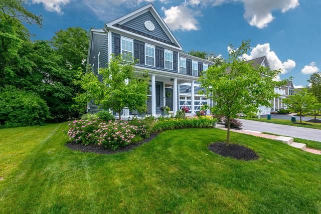 1372 Spagnol Lane, Westerville, OH 43081 (MLS #221021902) :: Signature Real Estate