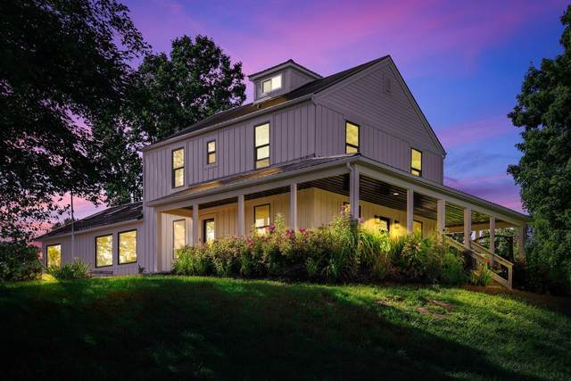2839 Loudon Street, Granville, OH 43023 (MLS #221021906) :: The Tobias Real Estate Group