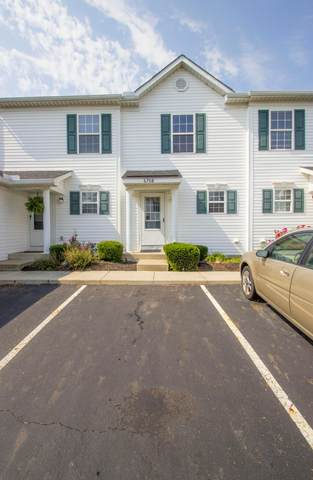 6708 Lagrange Drive 52C, Canal Winchester, OH 43110 (MLS #221021917) :: The Tobias Real Estate Group