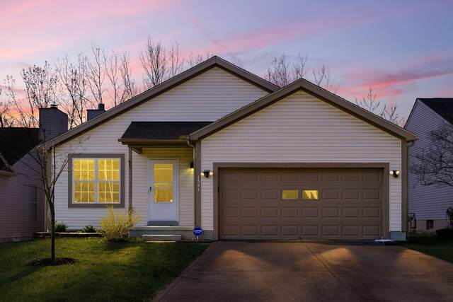 1541 Tall Meadows Drive, Columbus, OH 43223 (MLS #221021930) :: Greg & Desiree Goodrich | Brokered by Exp